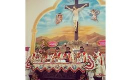 OFM Franciscan India - Arun is Ordained to the Order of Priesthood