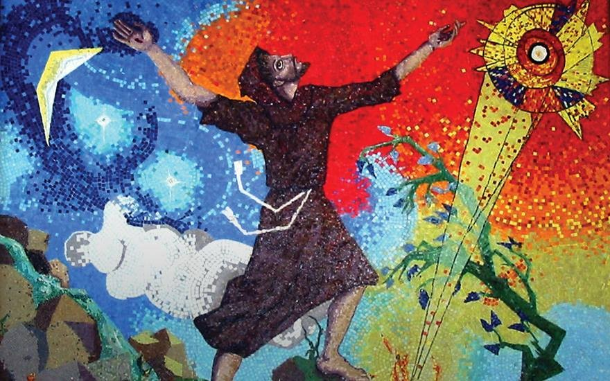 OFM Franciscan India - Day 5 - Novena to St Francis