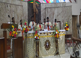 OFM Franciscan India - Ordination to Diaconate