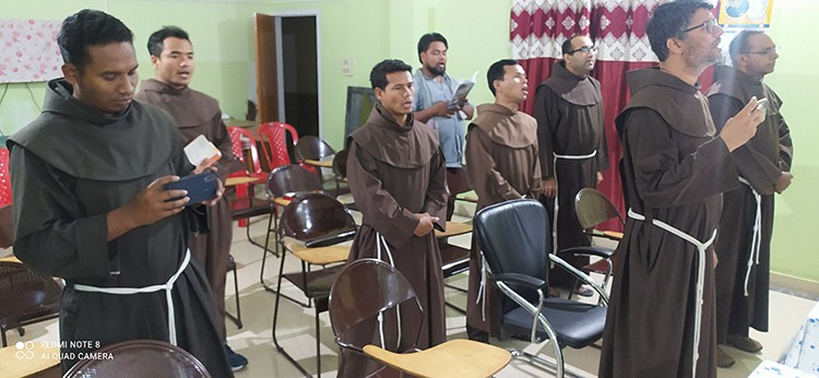 OFM Franciscan India - The Plenary Assembly of the Foundation of St. Francis of Assisi
