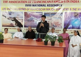 OFM Franciscan India - Indian Franciscans commit to promote triple dialogue - Press Release from AFFI