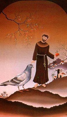 OFM Franciscan India - Novena to St Francis of Assisi - Day 4